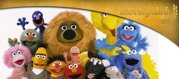Die Helden der Sesamstraße