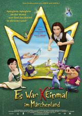 Es war K'einmal im Märchenland - Poster