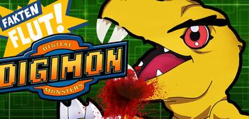 Bild zu:  Faktenflut zu Digimon