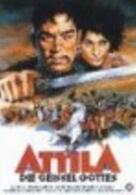 Attila, die Geißel Gottes