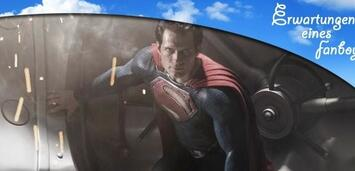 Bild zu:  Man of Steel
