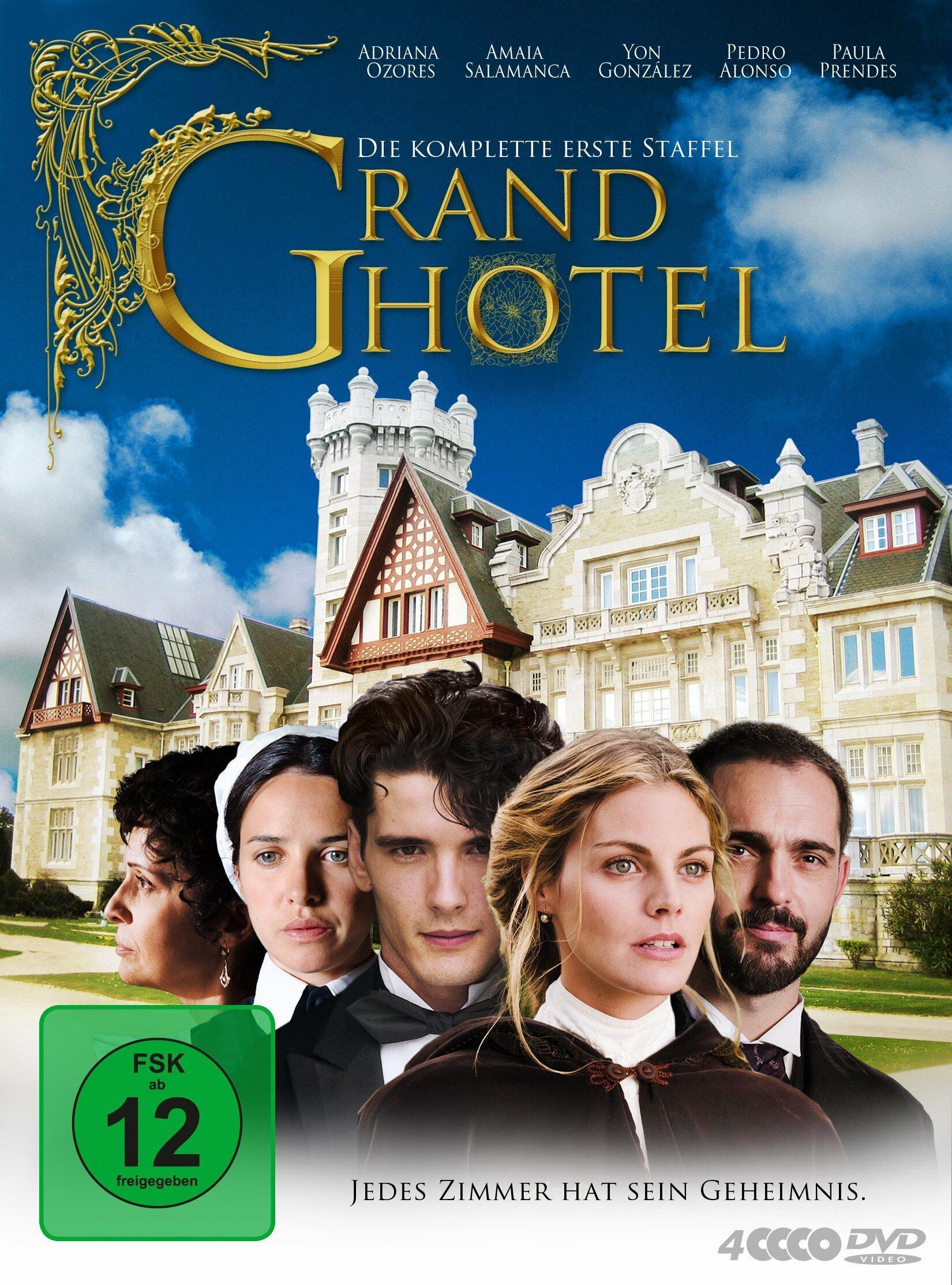 Serien Stream Grand Hotel