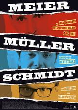 Meier Müller Schmidt - Poster