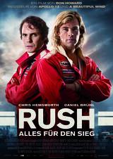 Rush - Alles für den Sieg - Poster