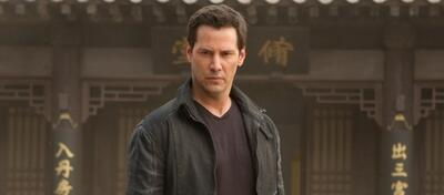Keanu Reeves in Man of Tai Chi