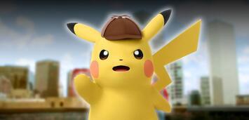 Bild zu:  Detective Pikachu