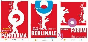 Bild zu:  Berlinale - Plakate