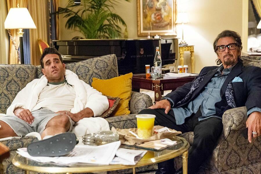 Mr. Collins' zweiter Frühling mit Al Pacino und Bobby Cannavale