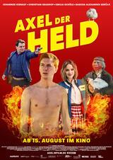 Axel der Held - Poster