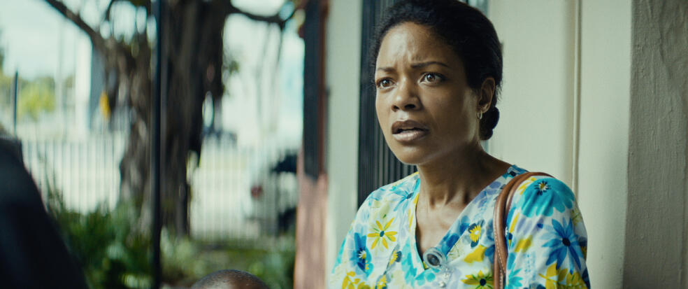 Moonlight mit Naomie Harris