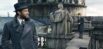 Zu viel Harry Potter in Phantastische Tierwesen 2?
