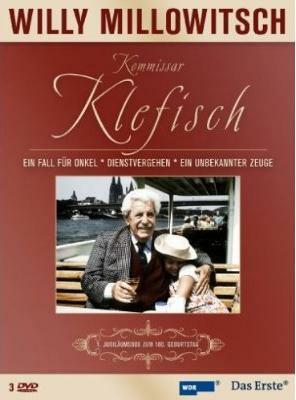 Kommissar Klefisch: Dienstvergehen