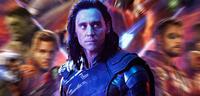 Bild zu:  Loki in Avengers 3: Infinity War