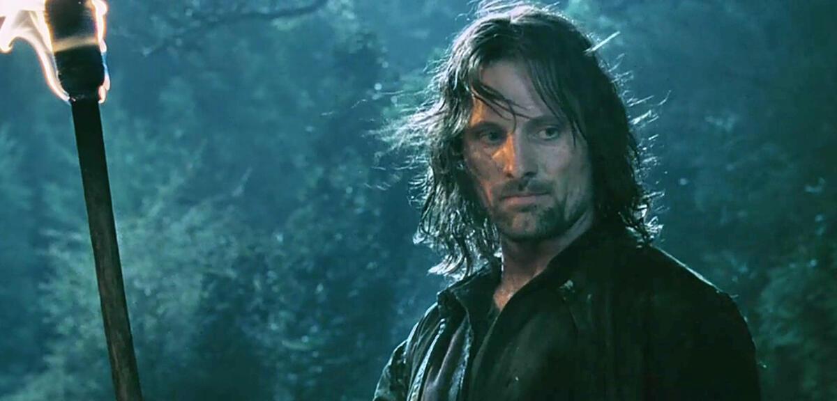 Aragorn Herr Der Ringe