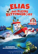 Elias - Das kleine Rettungsboot  - Poster