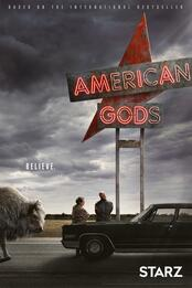 American Gods - Poster