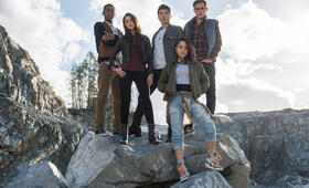 Power Rangers mit Naomi Scott, RJ Cyler und Ludi Lin - Bild 17