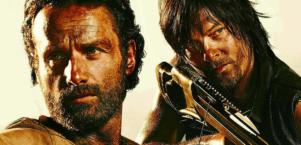 Rick Und Daryl