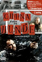 In China essen sie Hunde Poster