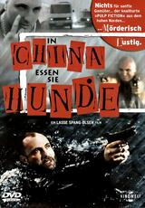 In China essen sie Hunde - Poster