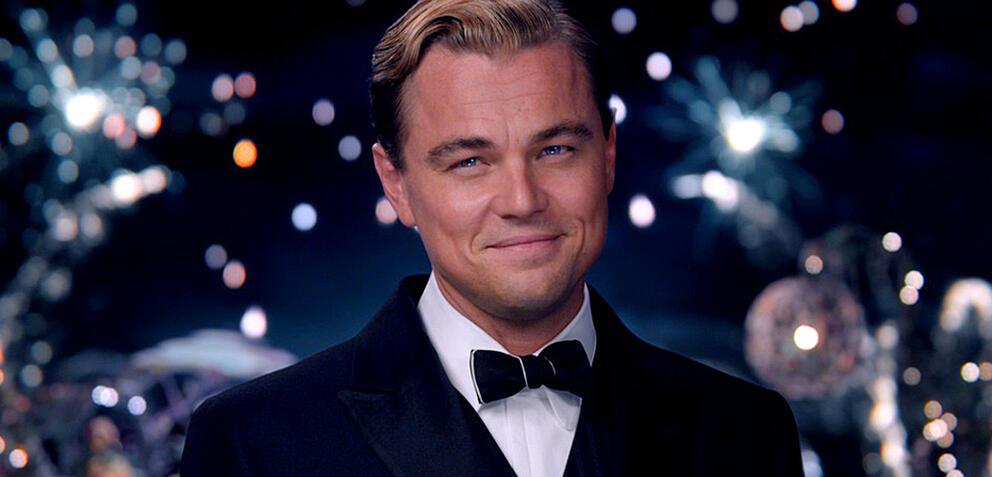 Leonardo DiCaprio in Der große Gatsby