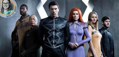 Marvel's Inhumans -Wir stellen euch die Darsteller von vor