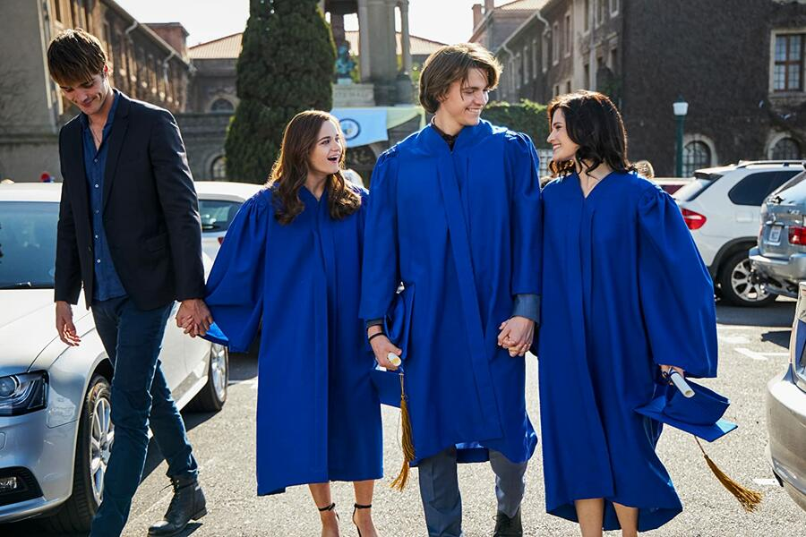 The Kissing Booth 2 mit Joey King und Joel Courtney
