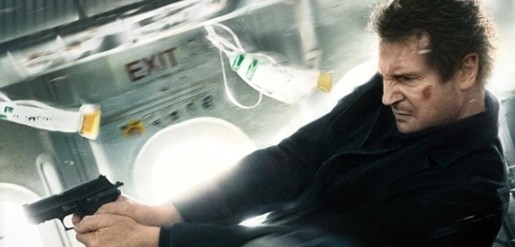 Non-Stop mit Liam Neeson