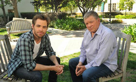The Captains mit Chris Pine und William Shatner - Bild 3