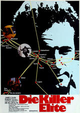 Die Killer-Elite - Poster