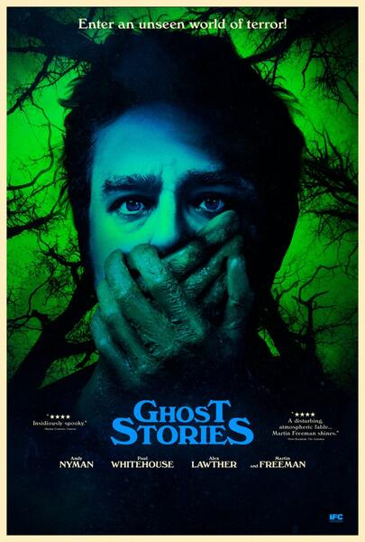 Ghost Stories mit Andy Nyman