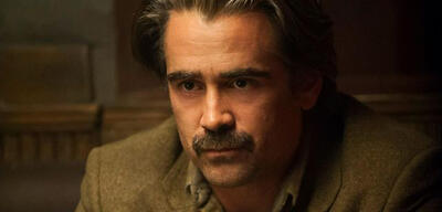 Traurig: Colin Farrell in True Detective