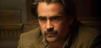 Traurig:Colin Farrell in True Detective