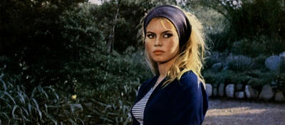 Brigitte Bardot in Die Verachtung