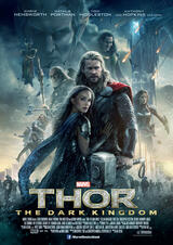 Thor 2: The Dark Kingdom - Poster