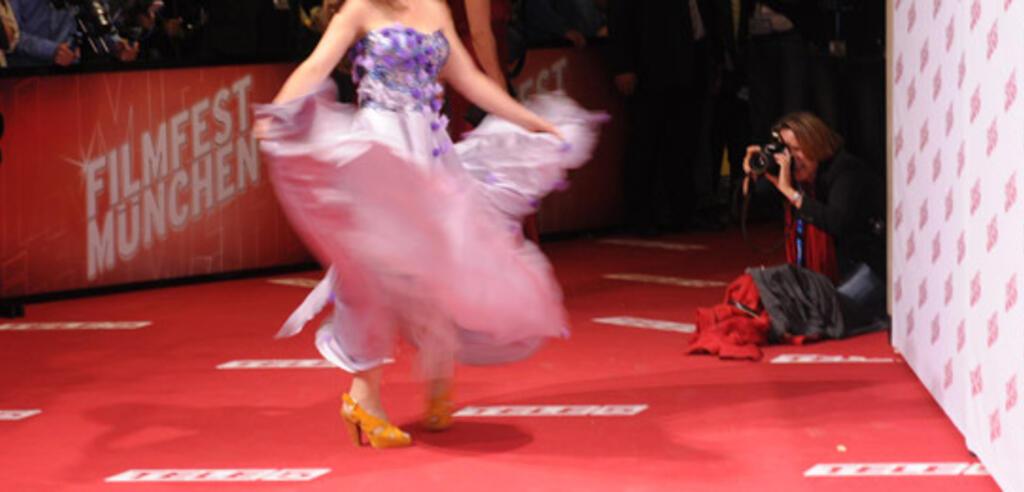 Wollt auch ihr über den Roten Teppich tanzen?