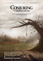 Conjuring - Die Heimsuchung Poster