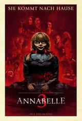 Annabelle 3 - Poster