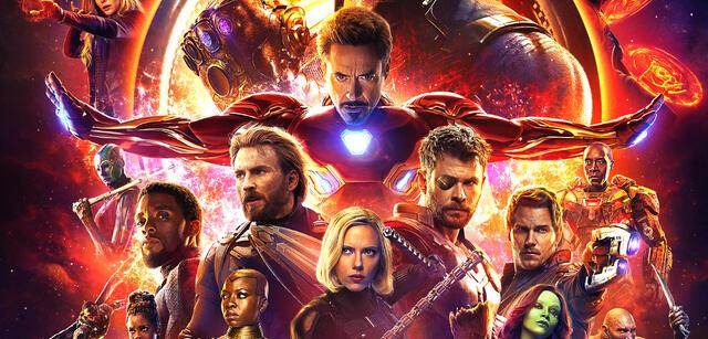 Marvel-Film Avengers 3: Infinity War