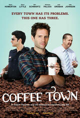 Coffee Town - Poster