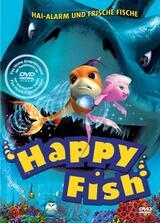 Happy Fish - Hai-Alarm und frische Fische - Poster