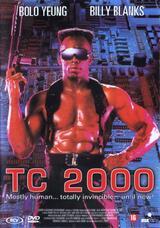 TC 2000 - Programm zum Töten - Poster