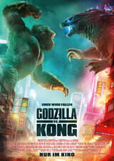 Godzilla vs. Kong - Poster