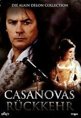 Casanovas Rückkehr - Poster