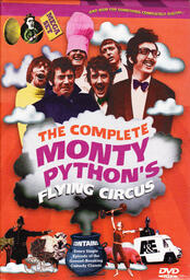 Monty Python's Flying Circus - Poster