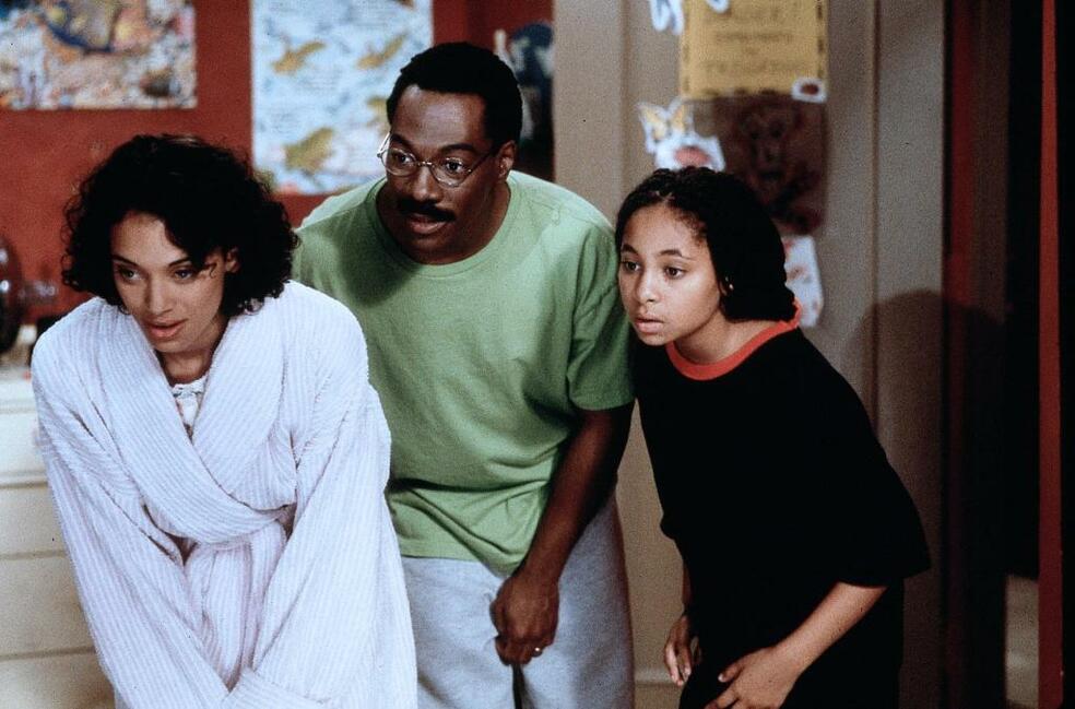 Dr. Dolittle mit Eddie Murphy, Kristen Wilson und Raven-Symoné