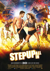Step Up: All In - Poster