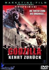 Godzilla kehrt zurück - Poster
