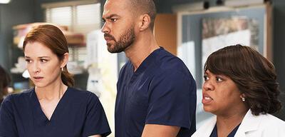 Grey's Anatomy: Meredith - im Traum zwischen Mark und Derek