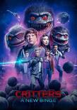 Critters new binge poster